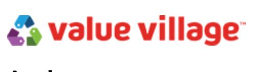 Value Village logo